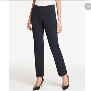 Ann Taylor Devin Straight Leg Petite Pants